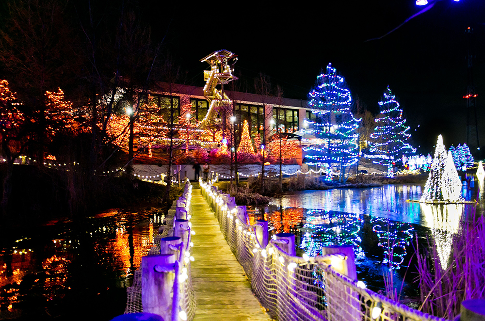 ChristmasTown at the Creation Museum