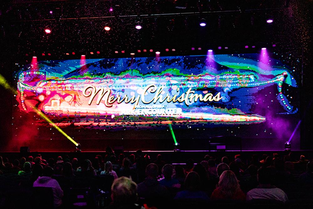 Encounter the Wonder: Merry Christmas
