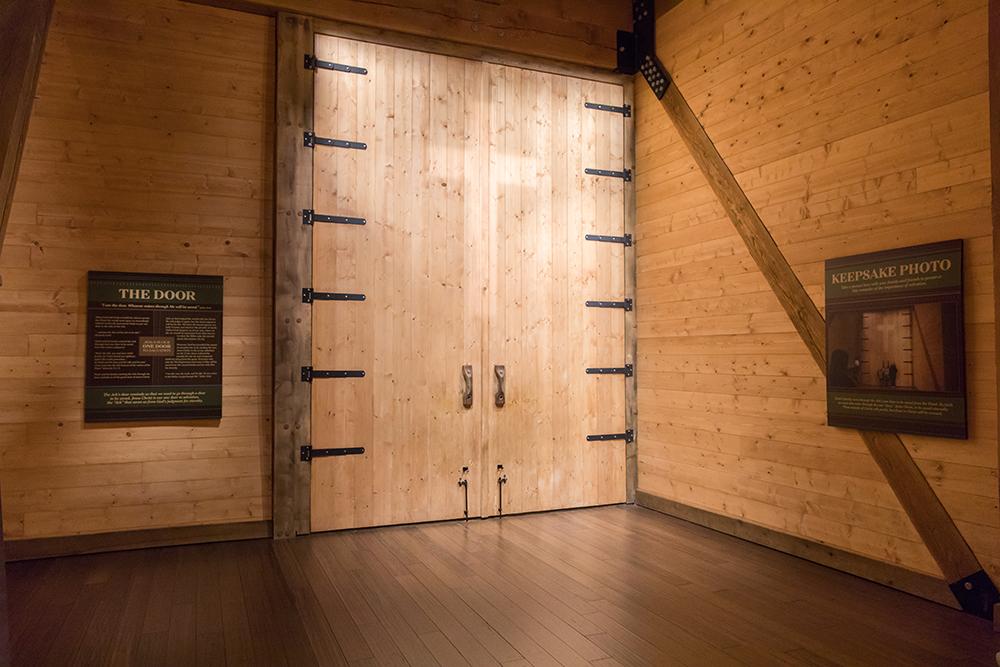 Ark Encounter Door