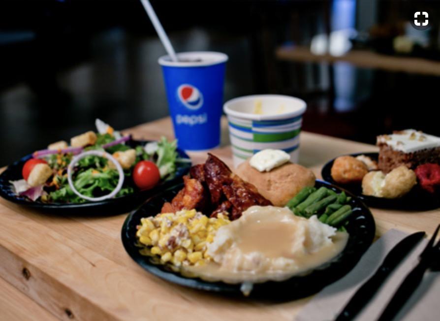Emzara's Buffet Meals