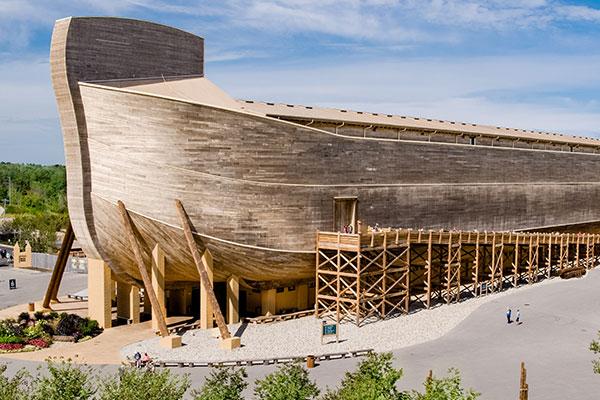 Ark Ramp