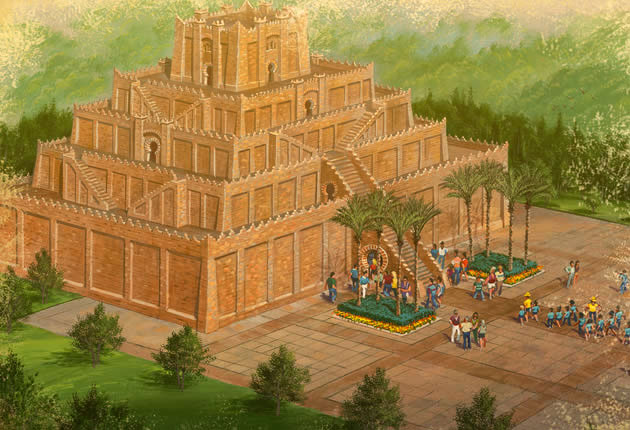 Tower of Babel  Answers in Genesis