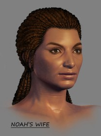 Concept Image for Noah's Wife