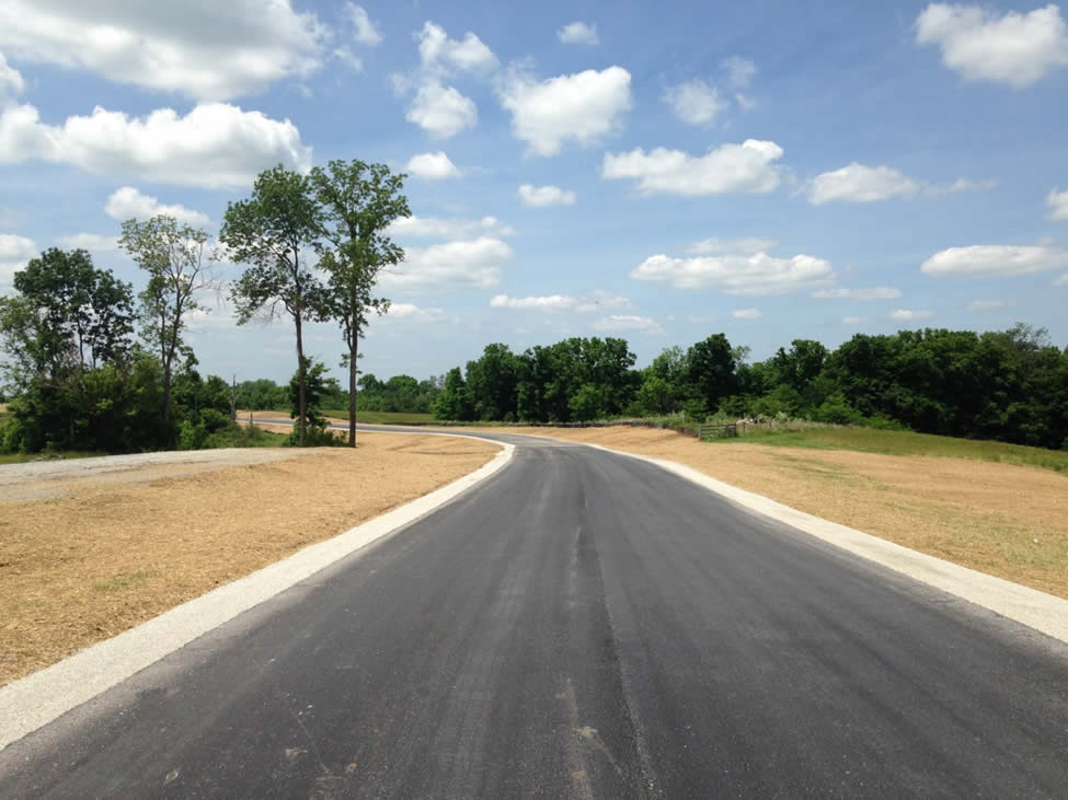 New Service Road