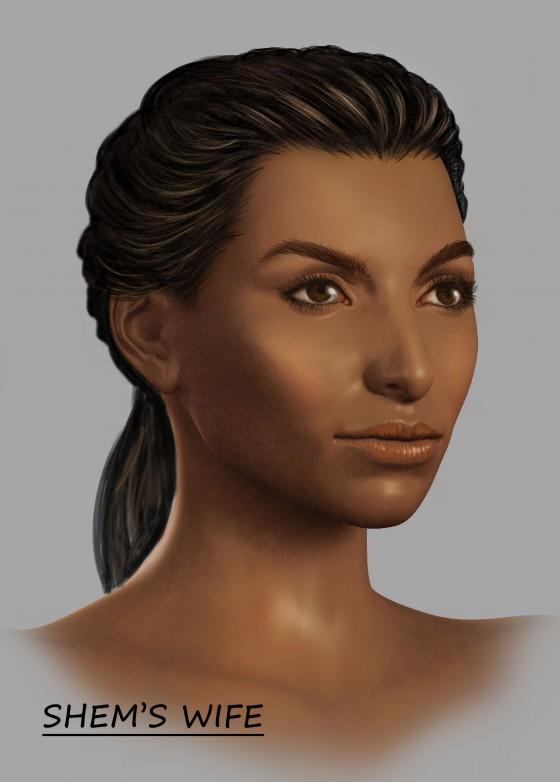 Shem's Wife