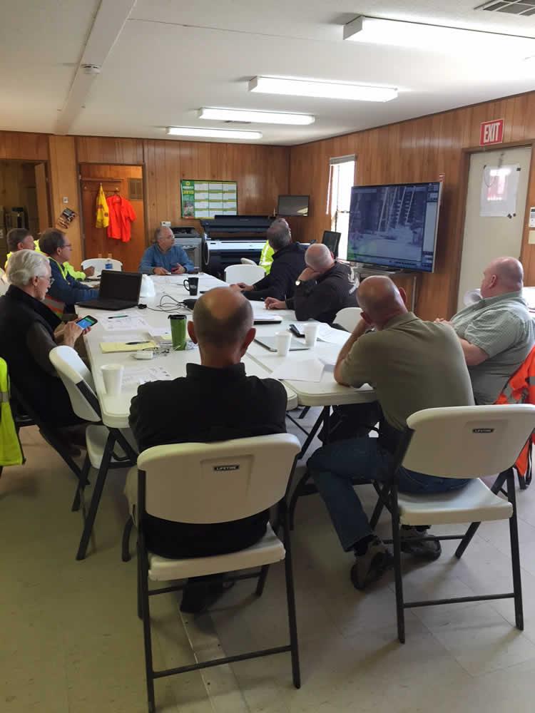 Construction Update Meeting