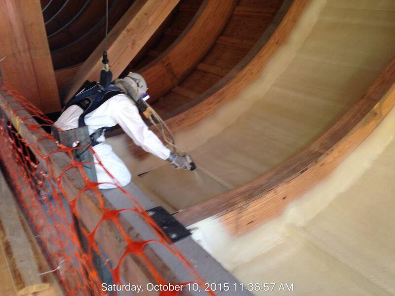 Insulating Ark Interior