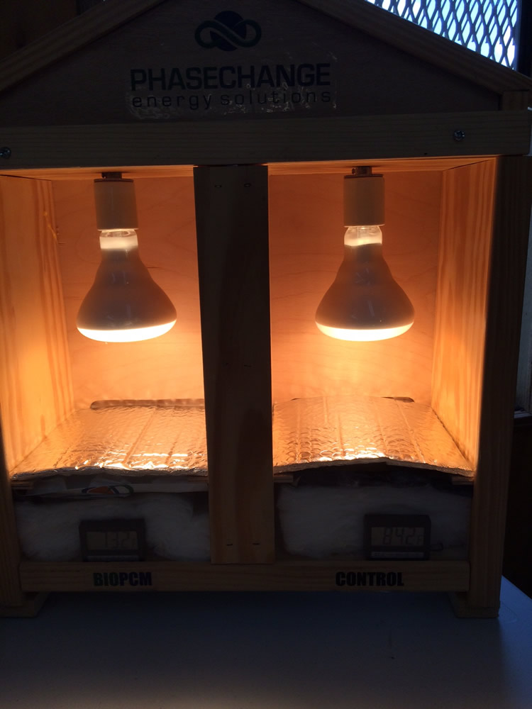 Thermal Control, Lamps On