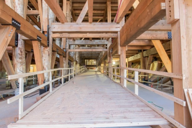 Largest Timber Frame Structure Named a Must See | Ark Encounter
