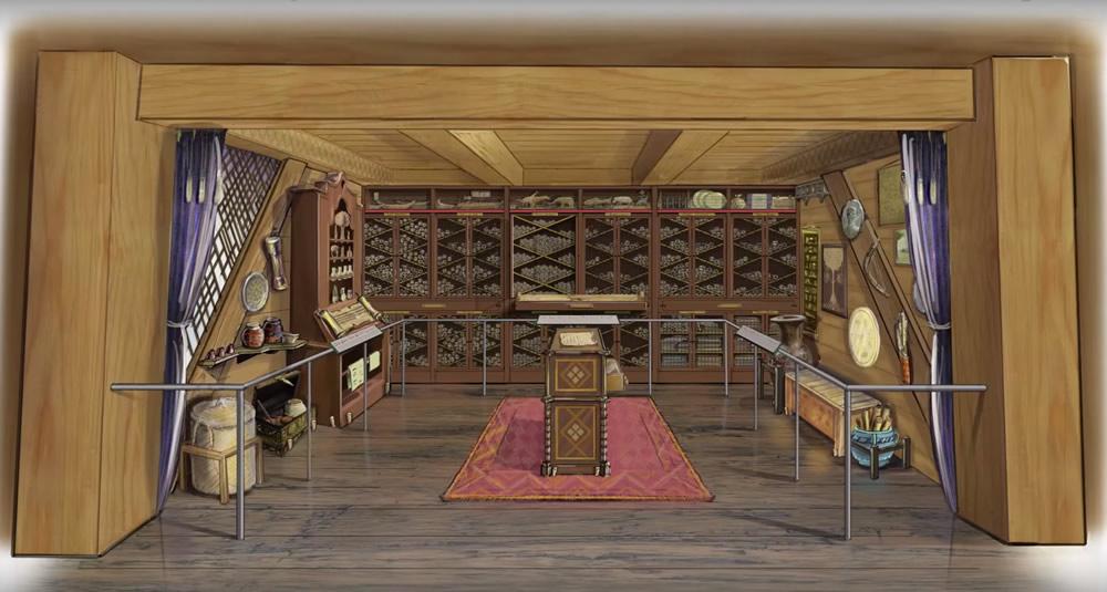 Noah's Library