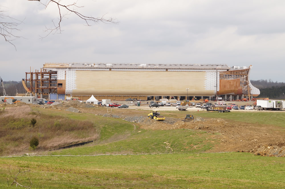 Ark Encounter Update