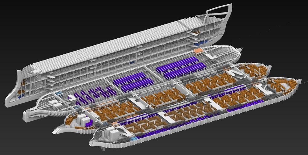 3D Ark Model