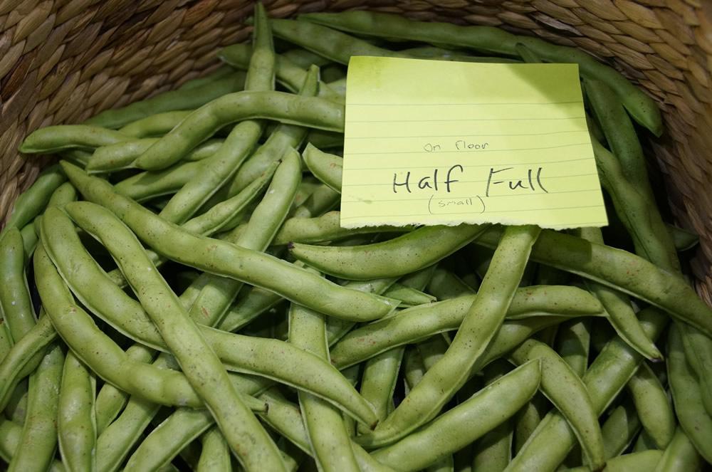 Half Full Beans