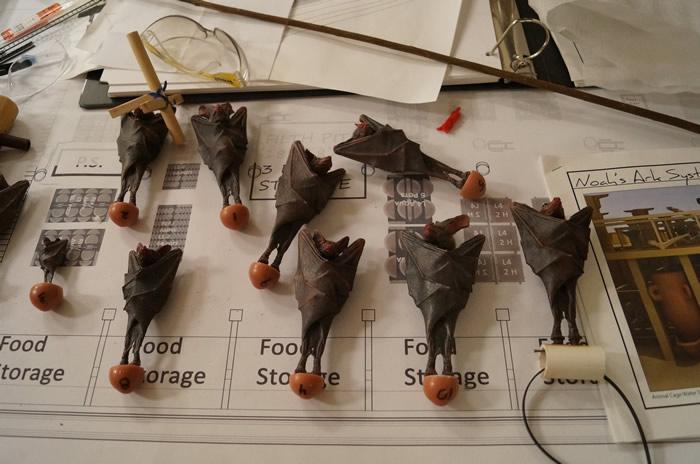 Bat Models