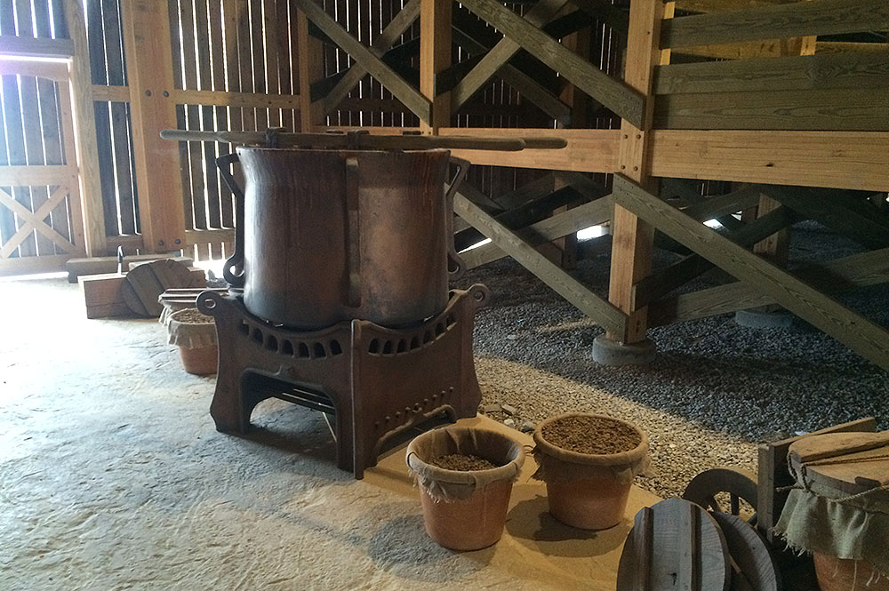 Ark Encounter Pitch Pot