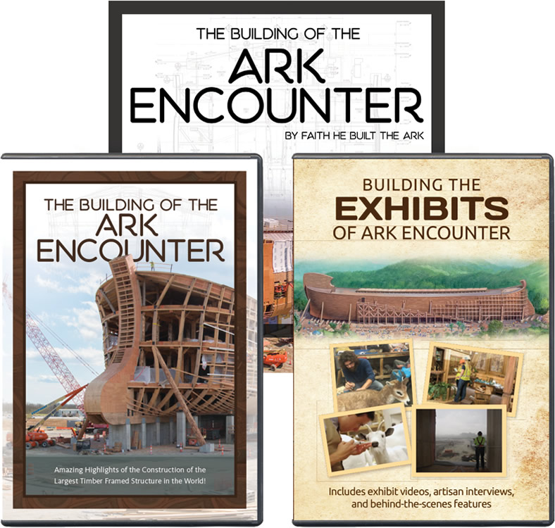 Building the Ark Encounter