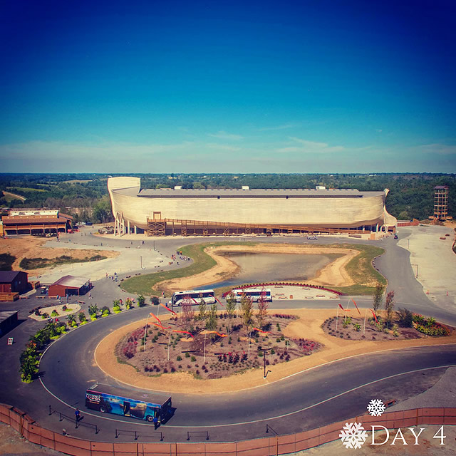 Fun Facts About Ark Encounter