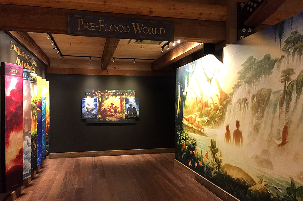 Preflood World Exhibit