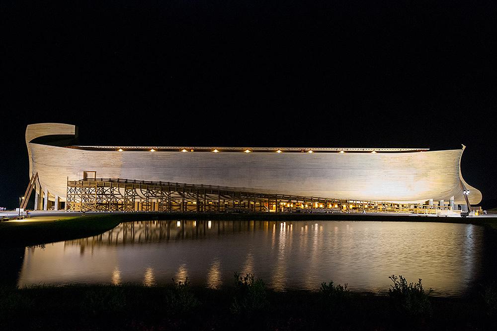 Ark at Night
