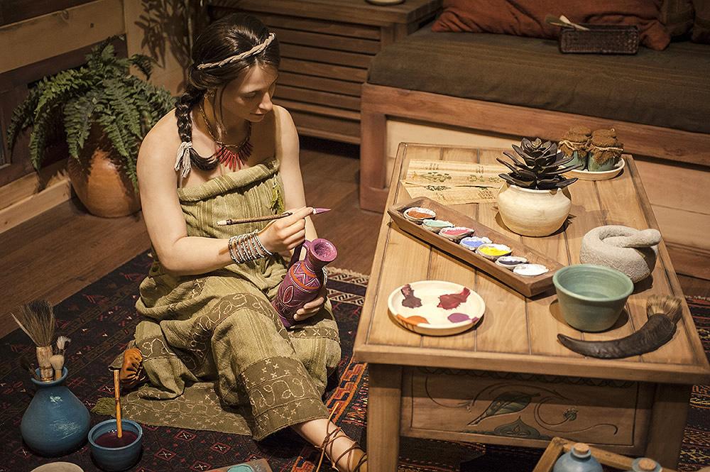 Rayneh Painting Pottery