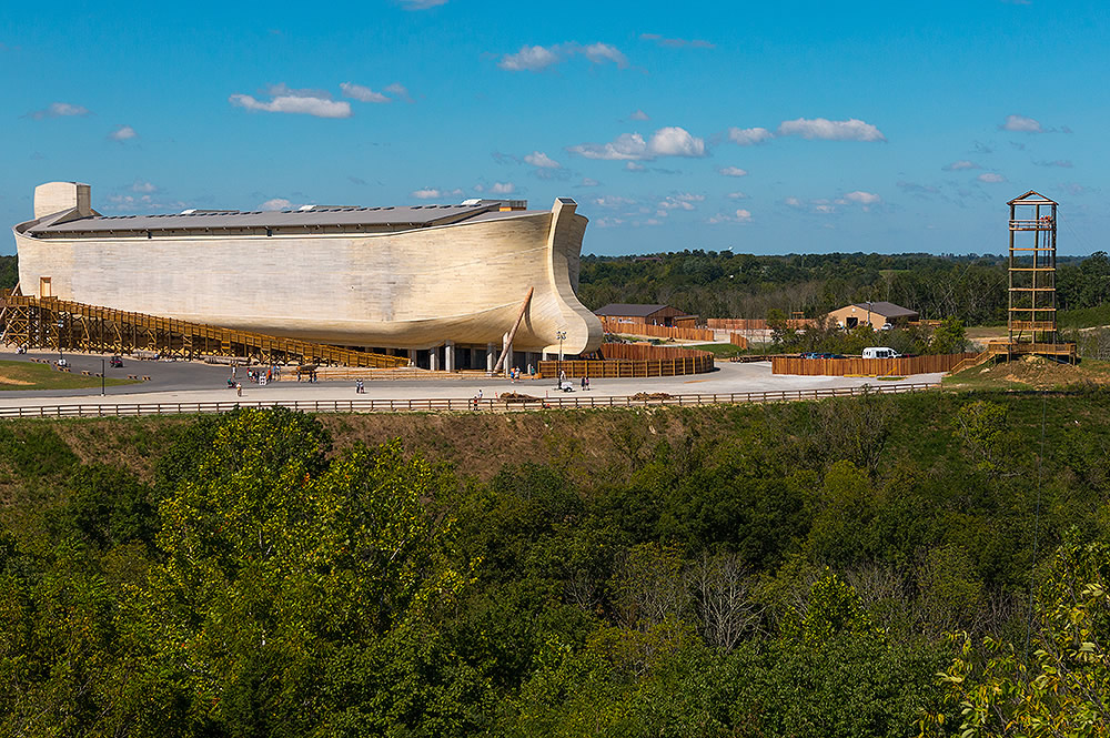 Ark Encounter Jump Tower
