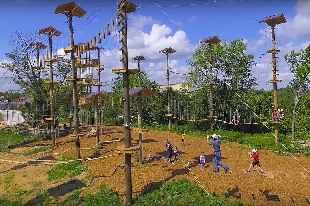 Ark Encounter Family Aerial Adventure