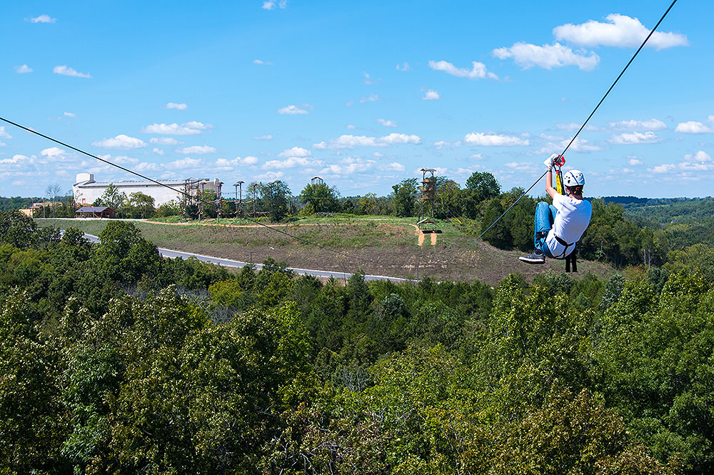 Ark Encounter Zip Lines
