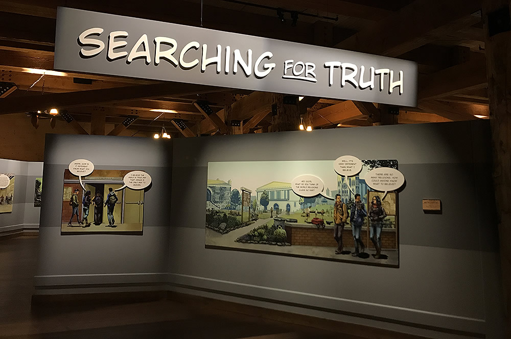 Why the Bible Is True Exhibit