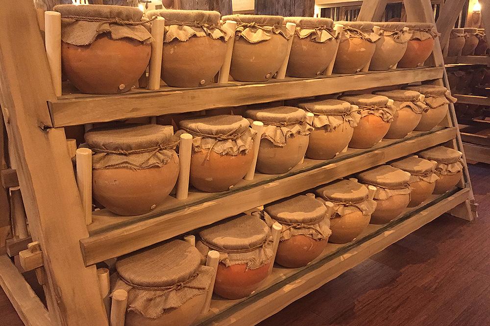 Reptile Storage Pots