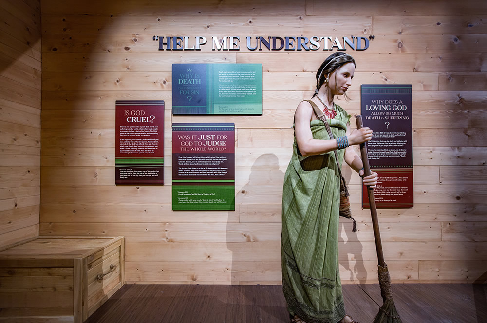 Ark Encounter Exhibit