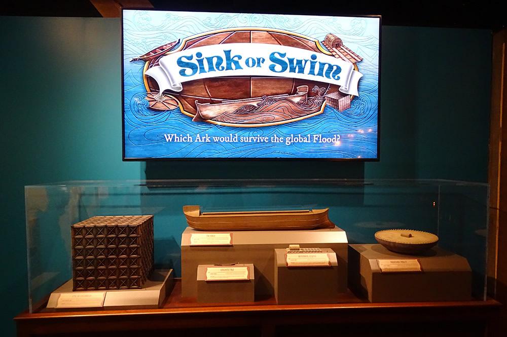 Sink or Swim Models