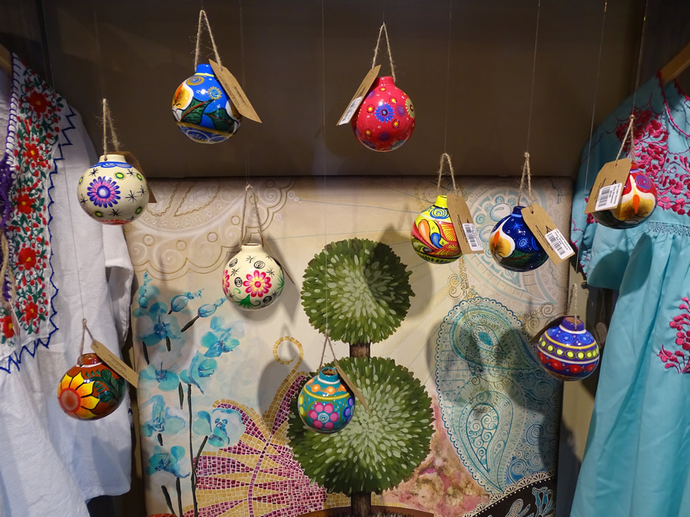 Fair Trade Ornaments