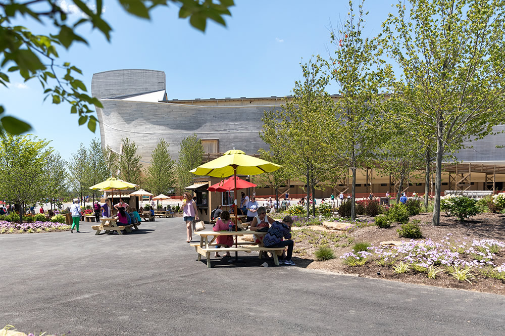 West Village at the Ark Encounter