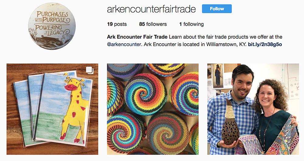 Ark Encounter Fair Trade