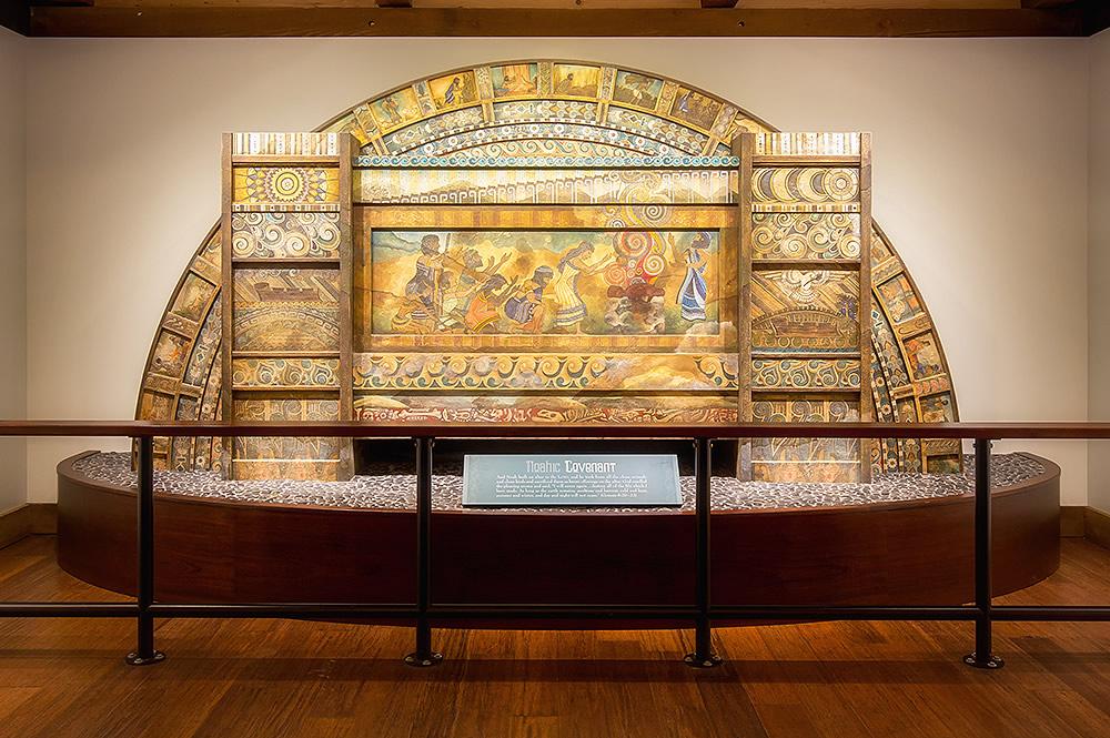 Rainbow Covenant Exhibit at Ark Encounter