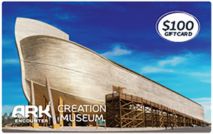 Ark Encounter Gift Card