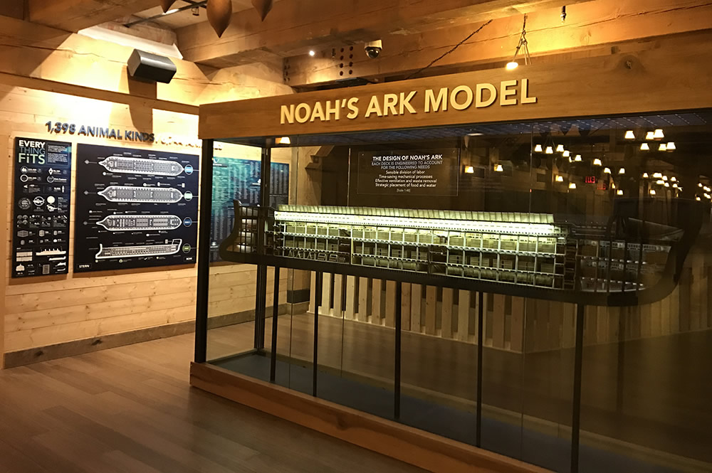 Half-Ark Model
