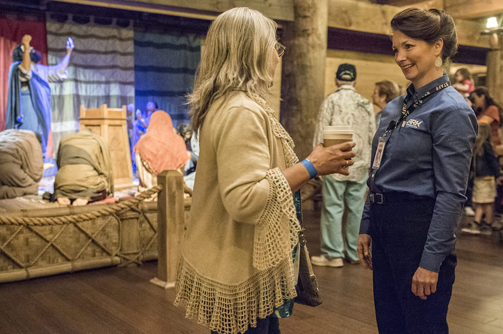 Guest Services at the Ark Encounter