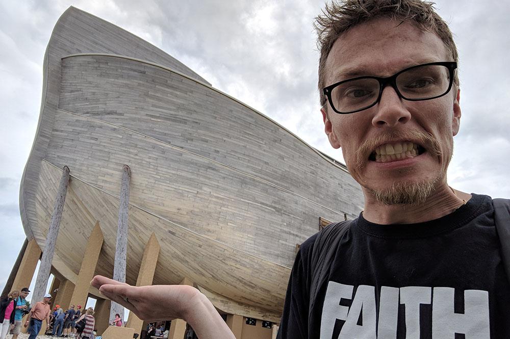 Favorite Selfie Spots at the Ark Encounter | Ark Encounter