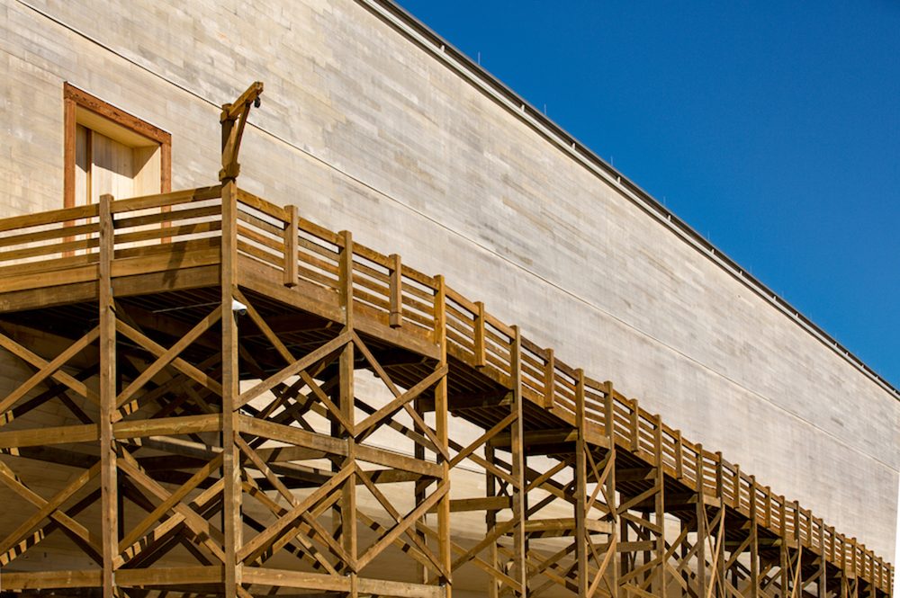 Life-Size Noah's Ark at the Ark Encounter