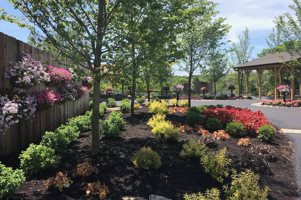 Rainbow Garden at the Ark Encounter
