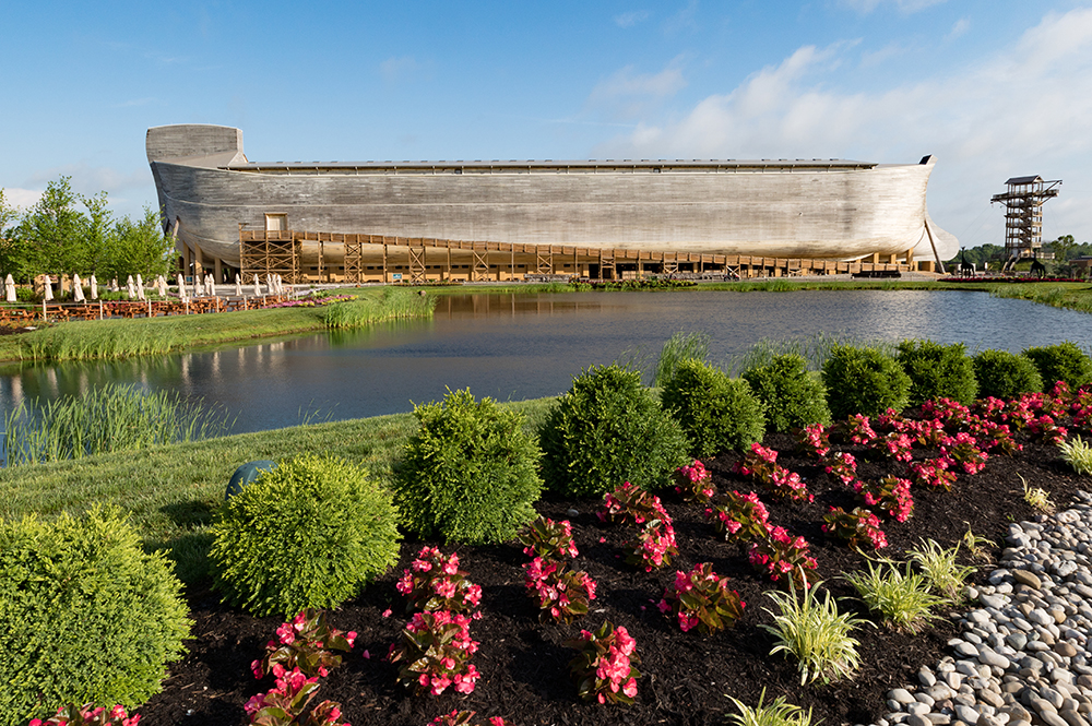 Ark Encounter May 2018
