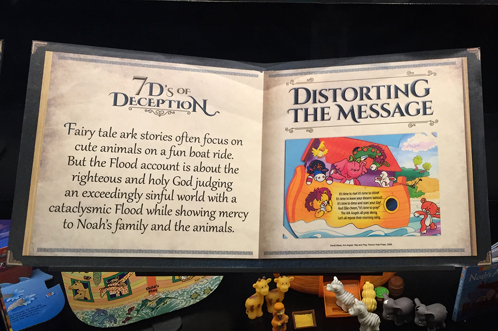 7 Ds Deception book