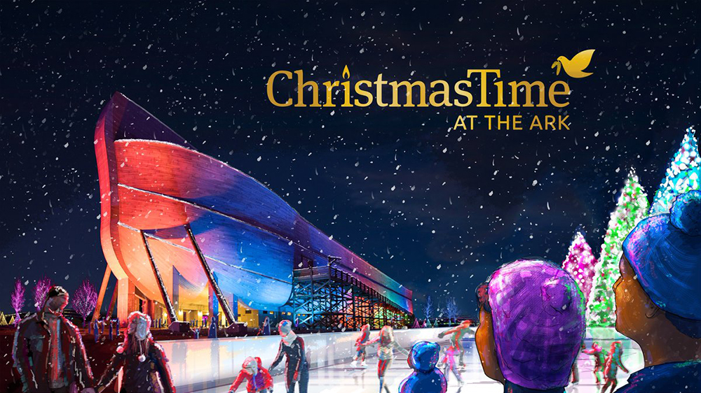 Ark 2020 Christmas Event Date Save the Date for ChristmasTime at the Ark | Ark Encounter