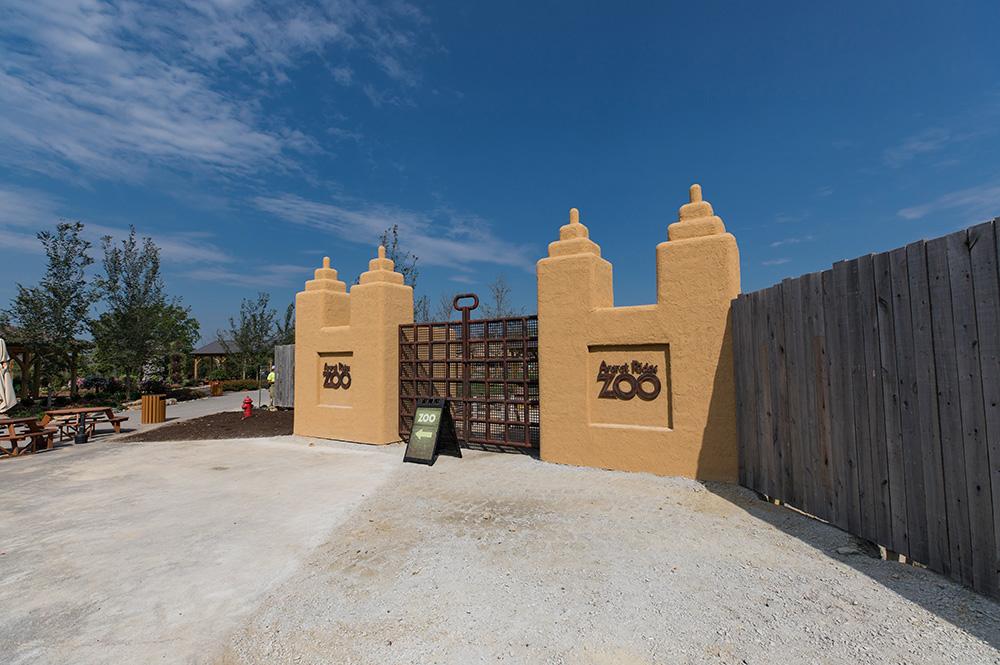 Ark Encounter Entrance Gate
