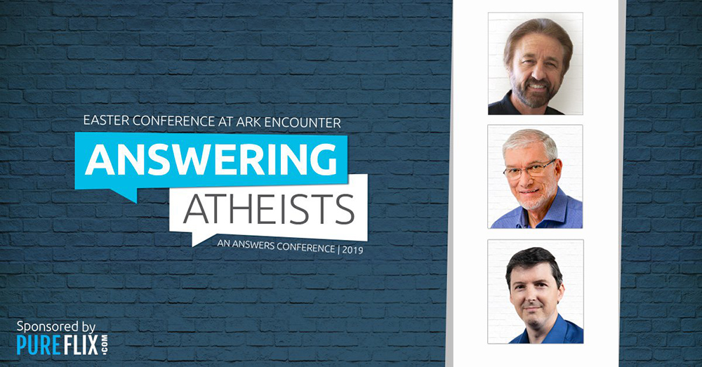 Answering Atheists—An Easter Conference