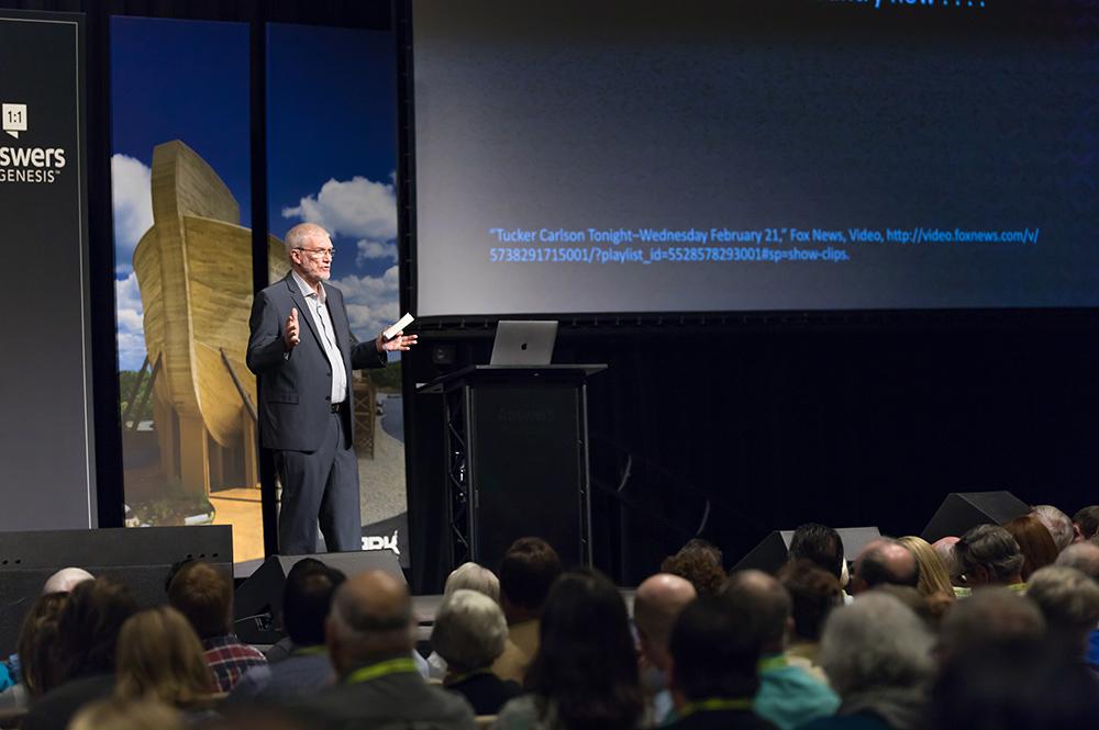Ken Ham Speaking at Creation Musuem