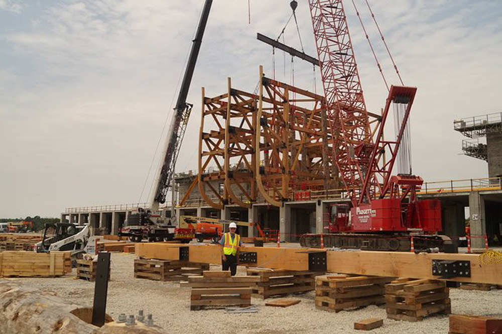 First Ark Encounter Bent