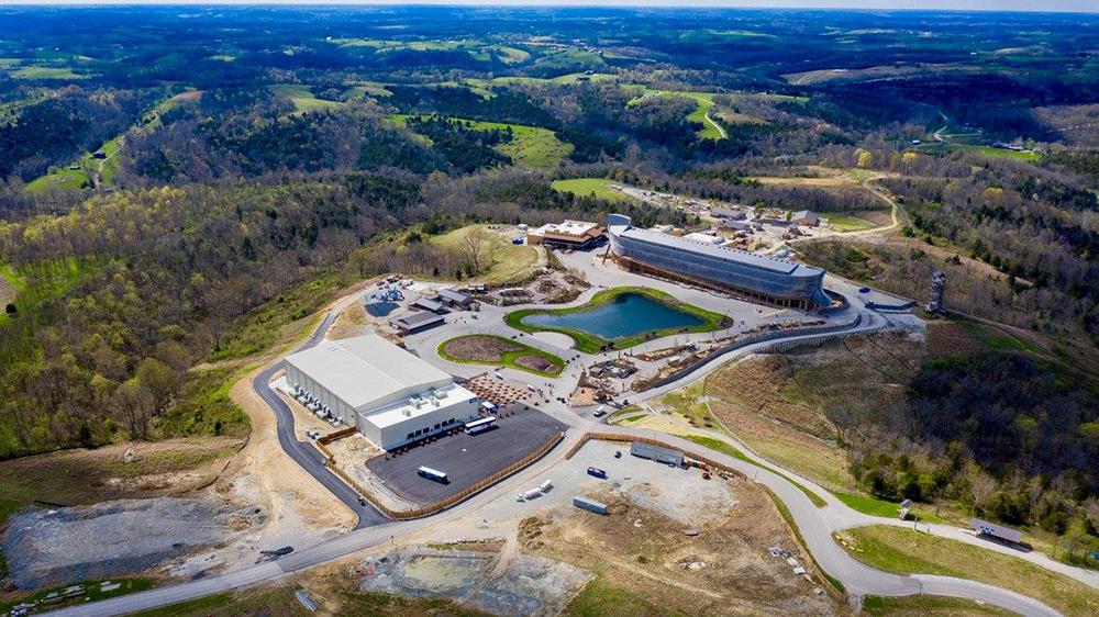 Ark Encounter Aerial View