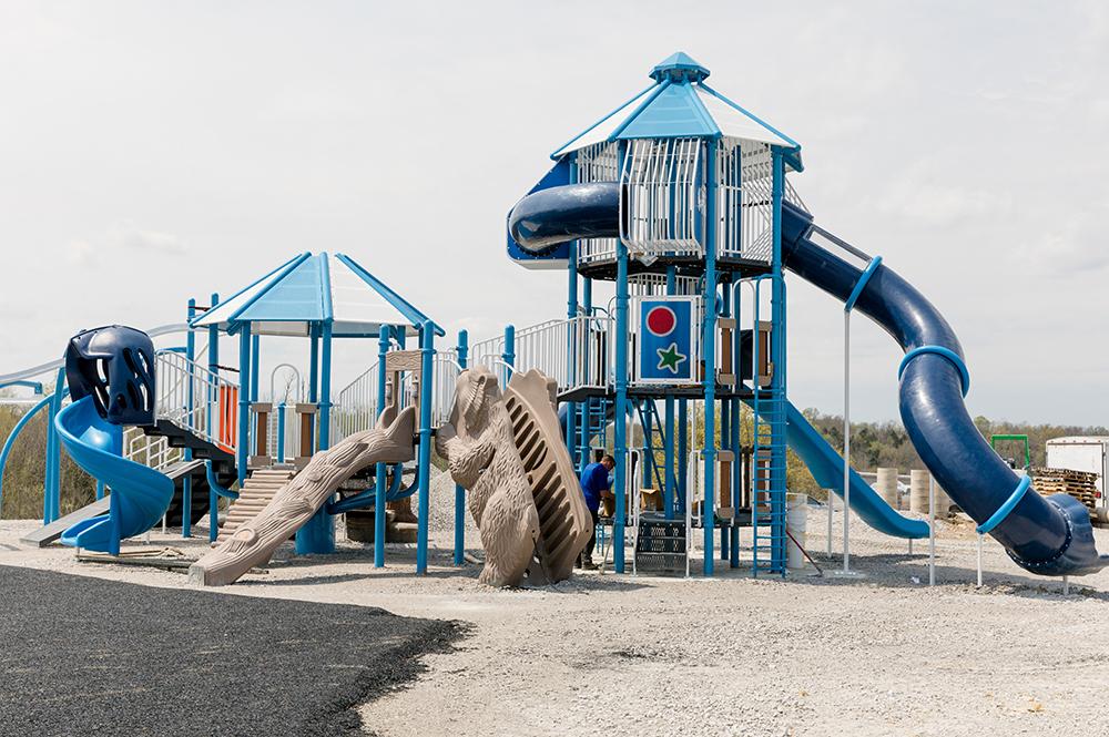 Ark Encounter Children's Adventure Area